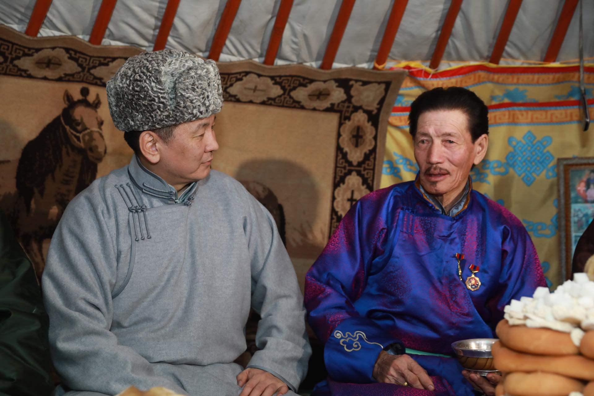 州冠军Herder G.Gongorbaatar