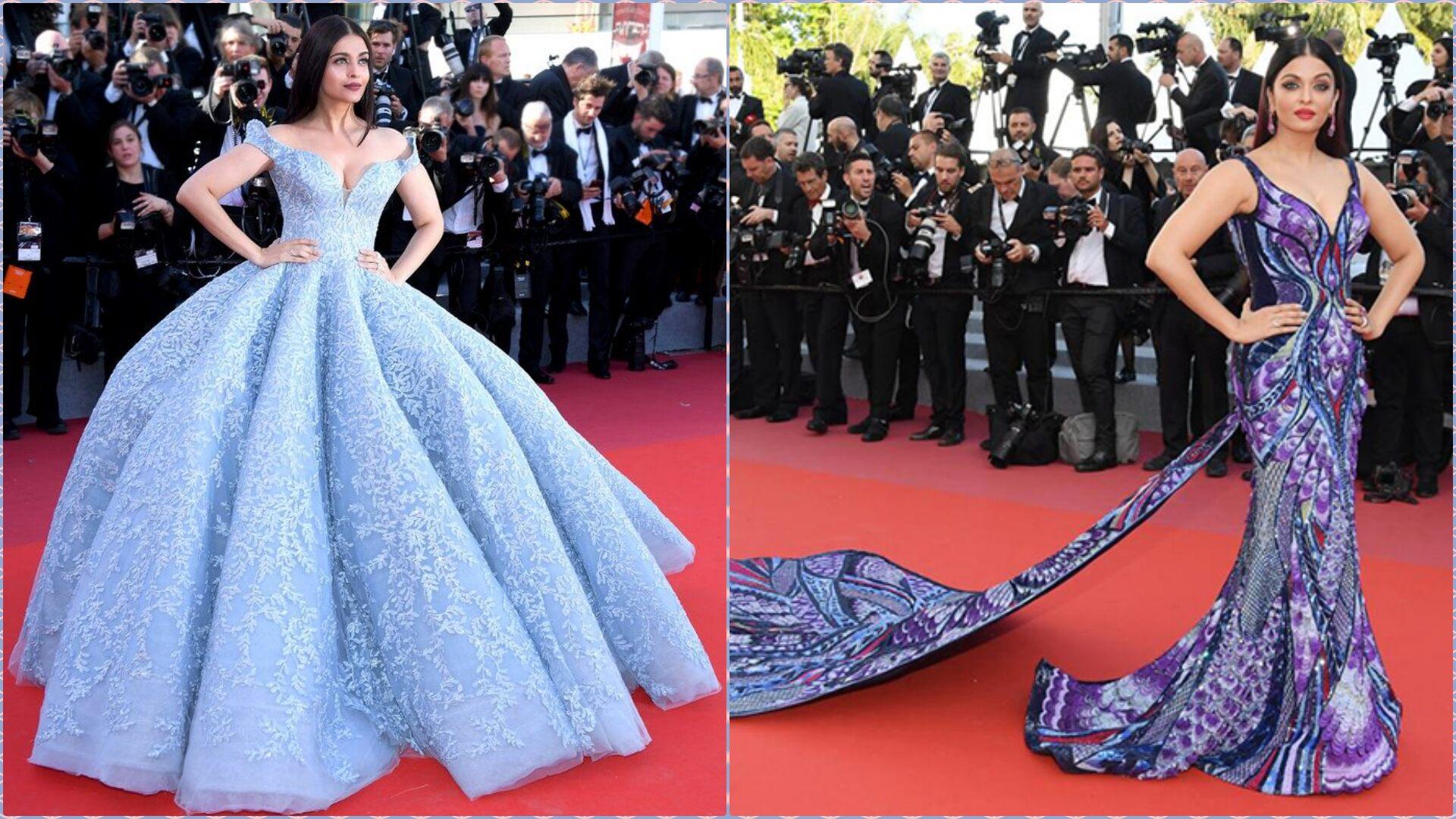 艾西瓦娅雷 - 巴克强 - 戛纳-2019-日期到步入式的红地毯