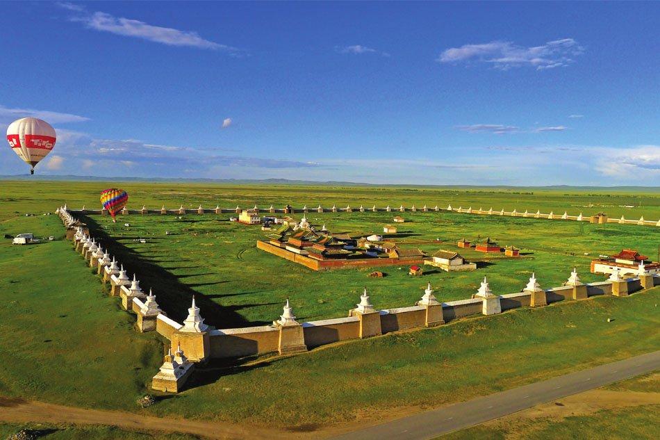Mongolija Mongolia-1