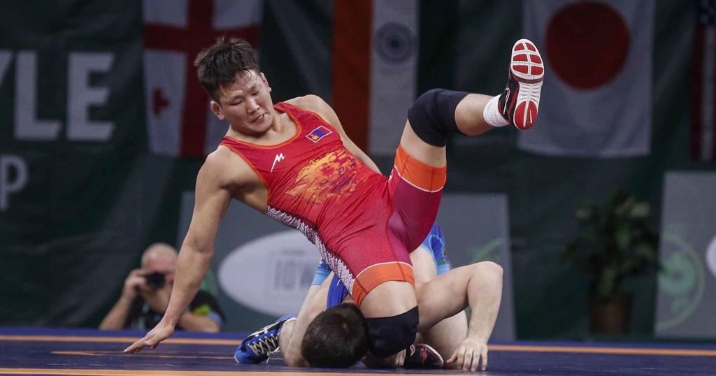 Mongolian Team To Compete In 2019 Freestyle Wrestling