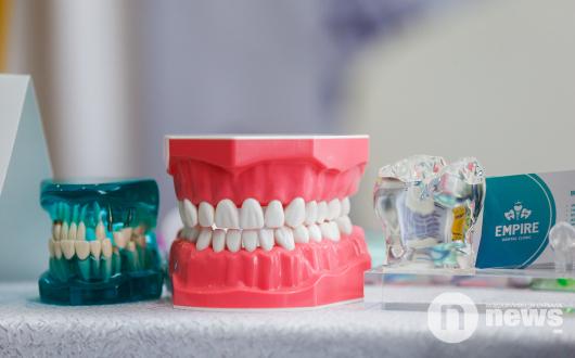 Free dental-care for Mongolian children