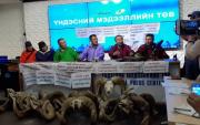 Can Mongolia's Argali sheep survive?