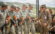 Mongolia and USA co-organise military exercise