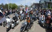 Over 800 bikers parade in Ulaanbaatar