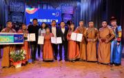 Dornod Theatre wins Grand Prix at Asian Folklore Championships