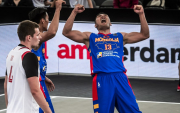 Mongolia defeats Russia in 3×3 Basketball World Cup