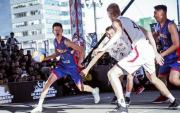 Mongolian 3×3 basketball team beats Latvia and Belarus
