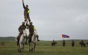'Aravt' international war horse competition