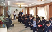 Mongolian officers to compete in World Police & Fire Games
