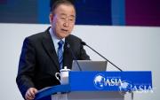 Former UN Secretary General Ban Ki-moon to visit Mongolia
