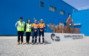 """The """"Chandmani"""" Underground Operation and Service Center Unveiled"""