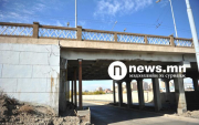 Commuting nightmare in UB as Peace Bridge closes