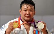 Day of unity: marking Mongolia's first Olympic gold medal