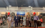 Mongolian cashmere producers promote their products in Canada