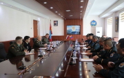 Russian army general praises cooperation with Mongolia