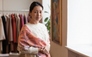 Ariunaa Batchuluun: Gobi becomes the first Mongolian cashmere brand to launch online shop in the USA
