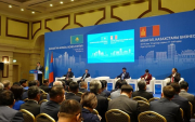 Mongolia and Kazakhstan aim for USD 130 million of trade