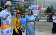 Tourist numbers in Mongolia rise by 59 percent