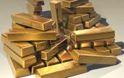 Sharp decrease in Mongolian gold purchase