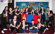 Mongolian memory athletes become three times champion of Asia