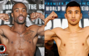 US boxer Gary Russell ordered to fight Mongolia's 'King Tug'