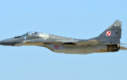 Putin's present: Mongolia gets MiG fighters