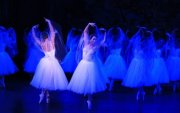 Mongolian ballerina to perform Giselle in South Korea