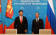 Mongolian PM to meet President Putin