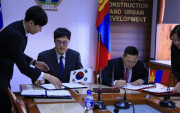 Korean bank to finance construction of apartments in UB
