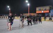 Ice Hockey rink opens in Darkhan