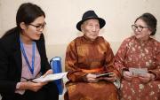 Census begins in Mongolia