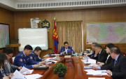 Over 45000 earthquakes in Mongolia in 2019