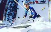 Mongolian ice climber becomes Asian champion