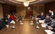 Poverty in Mongolia still high: President meets World Bank delegation
