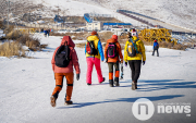 Weekend bus service to Bogd Khaan for trekkers