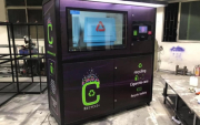 Mongolia installs rubbish vending machines in stores