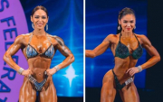 Mother and daughter: Mongolian bodybuilding stars
