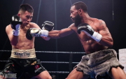 King Tug suffers first defeat of professional career