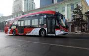 Ulaanbaatar testing new electric buses
