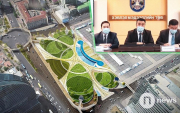 New garden next to Sukhbaatar Square to open this summer