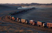 Coal deliveries to China restart