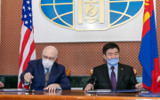 U.S.-Mongolia sign Formal Child Protection Compact Partnership