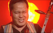 Mongolian khuumei singer wows Australian Voice show