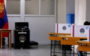 Mongolians in isolation cannot vote in parliamentary election