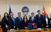 EU grants EUR 50.8 million to Mongolia for improving transparency