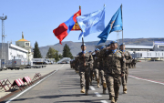 Mongolia marks International UN Peacekeepers Day