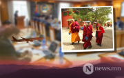 Mongolia's Child Monks in India to be brought home