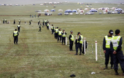 Police to don the 'deel' during Naadam