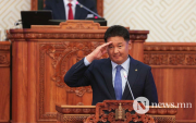 PM U.Khurelsukh to continue to lead Mongolian Government