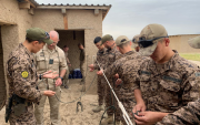 Mongolia to repatriate peacekeepers from Afghanistan